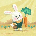 Bunny, animal, texture, Pattern, and Easter
