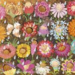 babies,  flowers, flower, Floral, Pattern, baby, Baby and Toddler, baby book,  garden, garden friends, and petals