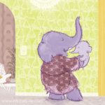 #bedtime story, bedtime, bedtime book, bed, Baby Elephant, cute elephant, Elephants, Baby and Toddler, and Toddler