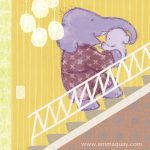 baby, baby and mother, baby animal, Baby Elephant, cute elephant, Elephants, bedtime, and bedtime book