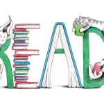 Books and Reading and Cat Reading
