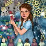 Nutcracker, The Nutcracker, Nutcracker Ballet, mice, candy, Christmas holiday, Family and Holidays, and doll