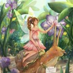 Fairies, snail, and service animals