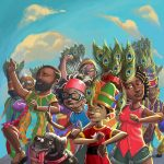Children Picture Book, Caribbean Culture, Diverse Books, and parade