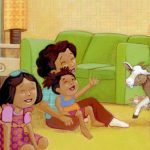 goat, #Children's book, and  families