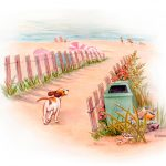 pups, Children's Nature Picture Book, and different species