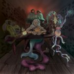 cute monsters, mermaid, Friendly Monsters, Dungeons & Dragons, and children fantasy