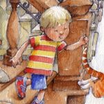Brooklyn, A child's view of life., and a picture book