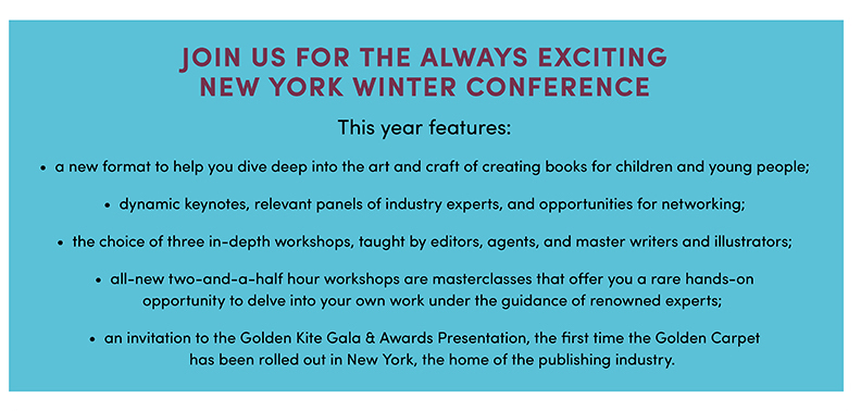 SCBWI | New York 2020 Winter Conference