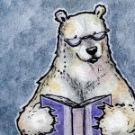 Animals, Bears, and Books and Reading