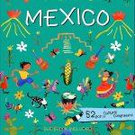 Activity Book, Children's Travel Activies, World cultures, and Mexico