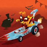 ABC Picture Book, Friendly Monsters, vector art, and Halloween picture book