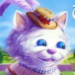 Animals: cats and prince and princess fairytale