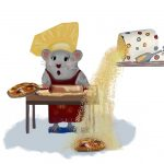 #mouse, cooking, and Chef