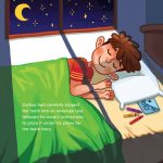 tooth fairy, childrens book, and boy sleeping