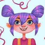 Yarn and character design