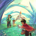 graphic novel, comic, and #Children's book