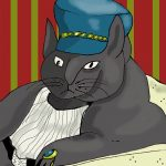 Illustration, animal character, animal illustration, and #cat