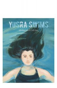 Yusra Swims tells the story of Olympic swimmer and Syrian refugee Yusra Mardini.