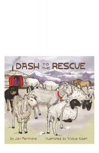 Dash to the Rescue is about a Mongolian girl who saves her family's animals.