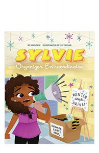 The Sylvie series follows an aspiring activist as she tries to save the world.