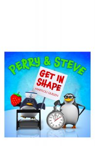 Perry & Steve Get in Shape is about a father and son who embark on a healthier lifestyle together.