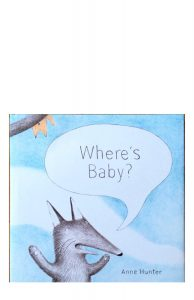Where's Baby is an educational picture book that explores prepositions through story.