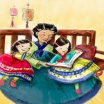 Asian American and grandmothers
