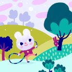 jumprope and rabbit