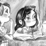 friends, Retro Diner, middle grade, embarrassed, Girls adventure, and Adventure/Mystery