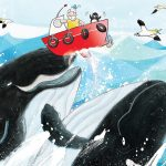 A Children's Nature Picture Book, Picturebook, Nature, and humpback whales