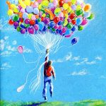 balloons and inspirational