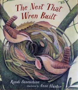 The Nest That Wren Built is an informational picture book for ages 4-8.