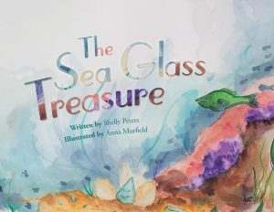 The Sea Glass Treasure is a picture book written by Shelly Peters