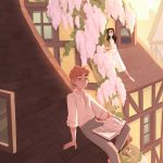 historical fantasy,  Historical Fiction, middlegrade, and architecture