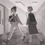 middlegrade and greyscale