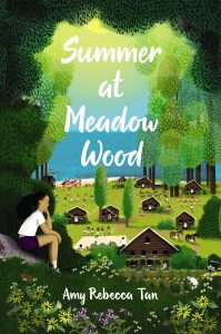 Summer at Meadow Wood, a book by Amy Rebecca Tan