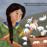 multi-ethnic families and communities, A Children's Nature Picture Book, little girl, and indigenous people