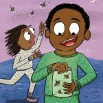 fireflies, African American, camping, and outdoors