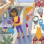 Cooking and Food, Friendships, and in the kitchen