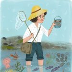 tide pool, Rachel Carson, historical figure, Caring for the environment, enviornment, Elementary Science, appreciating nature, and Environment/Nature