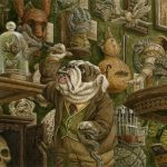 bulldogs, museums, and Cleaning