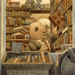 books and Pigs
