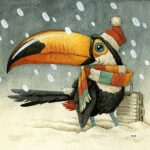 Air Travel and toucans