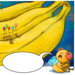picky eater, insects, and bananas