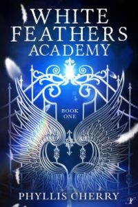 White Feathers Academy is a middle grade fantasy novel by Phyllis Cherry