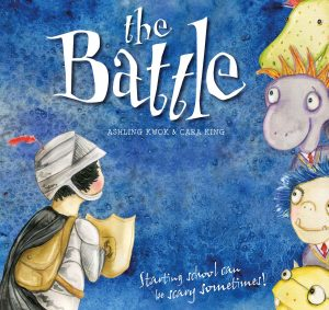 The Battle is a picture book by Ashling Kwok, illustrated by Cara King