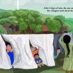 #Children's book, kids playing,   families, indigenous people, and Girls