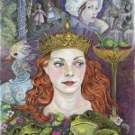 Fairy Tale, brothers grimm, and Fantasy