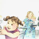 milk, Cows, mothers, and #Children's book